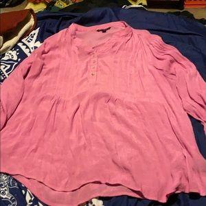 Pretty pink blouse